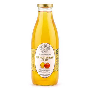 Maison Pouget - Apple and quince juice