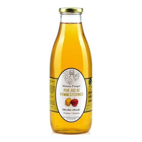 Maison Pouget - Apple and quince juice