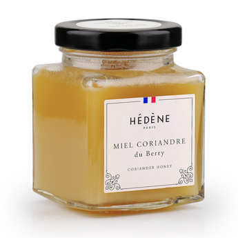 Hédène - Coriander Honey from Berry - France