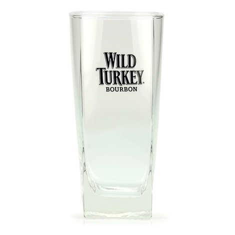 Wild Turkey - Verre à bourbon whisky Wild Turkey tumbler 30cl