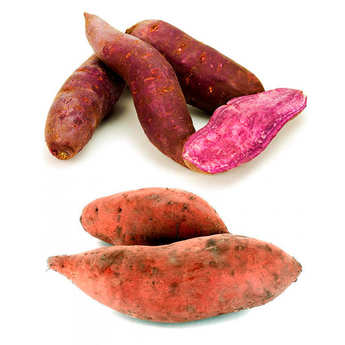 - Organic Sweet Potatoes Discovery Offer