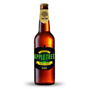 Cidre irlandais Apple Tree Cider 6%