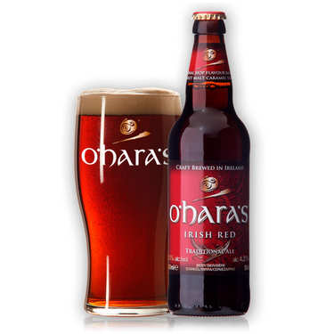 O'Hara's Irish Red - Bière irlandaise rouge 4.3%