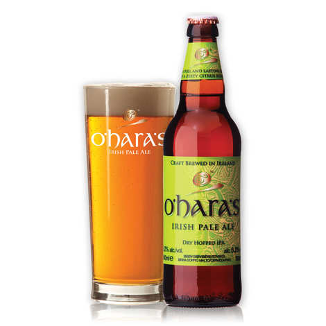Carlow Brewing Company - O'Hara's Irish Pale Ale - Bière irlandaise 5.2%