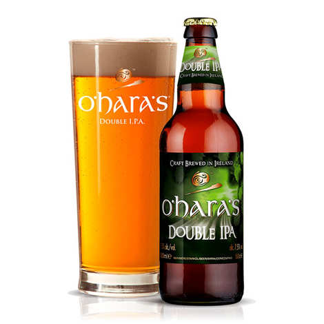 Carlow Brewing Company - O'Hara's double IPA - Bière irlandaise 7.5%