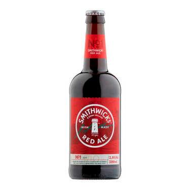 Smithwicks Superior Red Ale - Irish Beer 3.8%