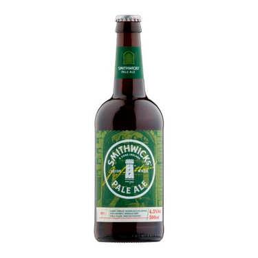 Smithwicks Pale Ale - bière irlandaise 4.5%