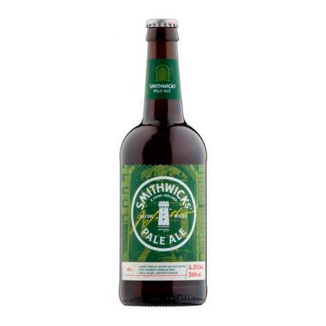 St Francis Abbey - Smithwicks Pale Ale - bière irlandaise 4.5%