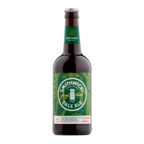 St Francis Abbey - Smithwicks Pale Ale - Irish Beer 4.5%