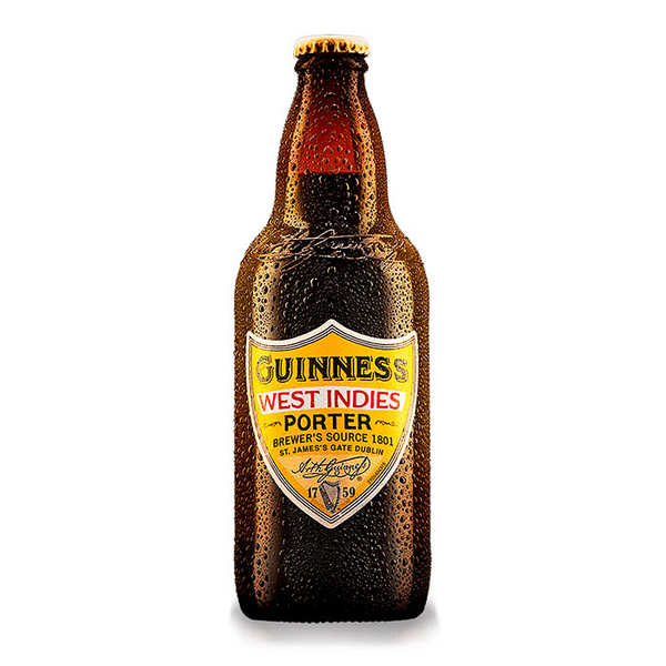 Guinness West Indies Porter - bière irlandaise 6%