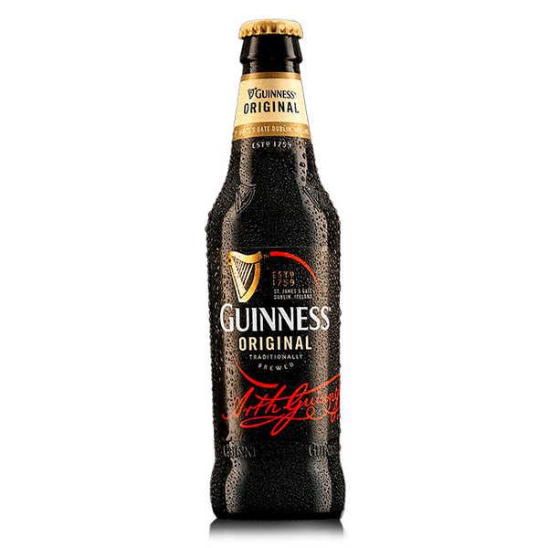 Guinness Original  - bière irlandaise 4.2%