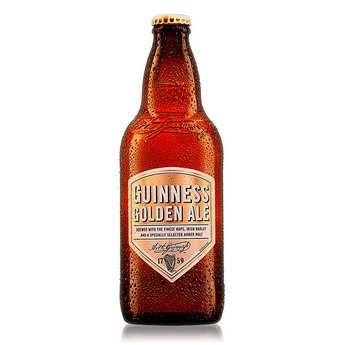 Brasserie Guinness - Guinness Golden Ale - bière irlandaise 4.5%