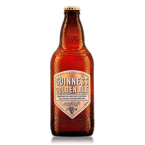 Brasserie Guinness - Guinness Golden Ale - Irish Beer 4.5%