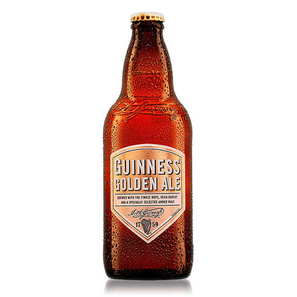 Guinness Golden Ale - Irish Beer 4.5%