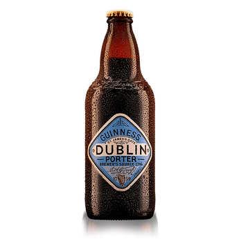 Brasserie Guinness - Guinness Dublin Porter - Irish Beer 3.8%