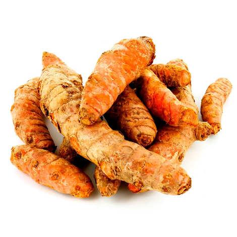 - Organic Fresh Turmeric