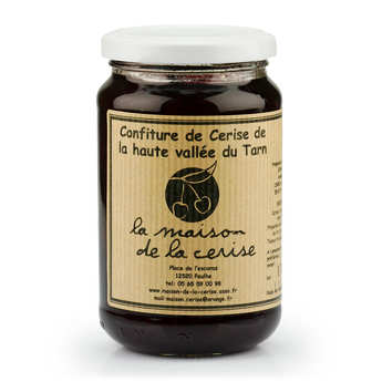 La Maison de la cerise - Cherry Jam from France