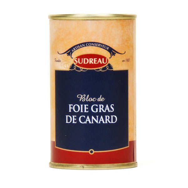 Block of Duck Foie Gras by Jean-François Sudreau