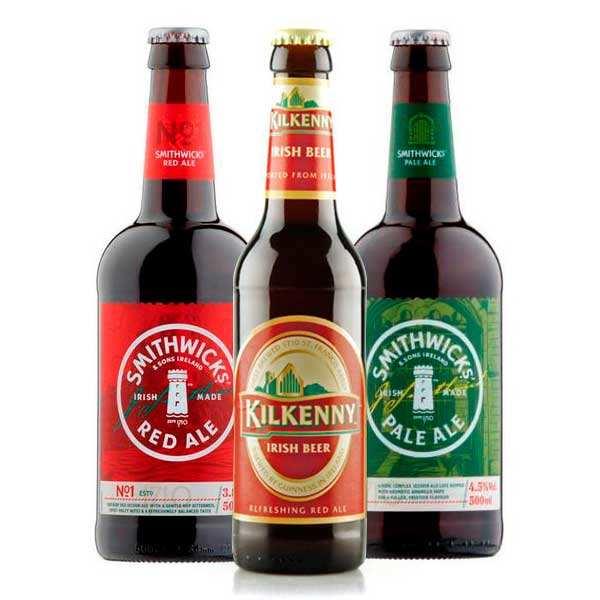 Offre découverte 6 bières irlandaises St Francis Abbey