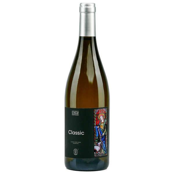 Organic Muscadet Sèvre et Maine White Wine - Classic