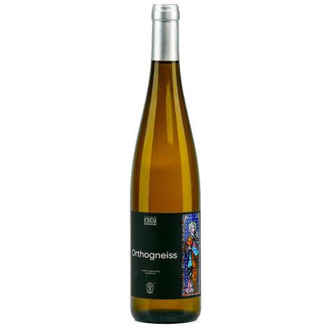 Domaine de l'Ecu - Organic Muscadet Sèvre et Maine White Wine - Orthogneiss