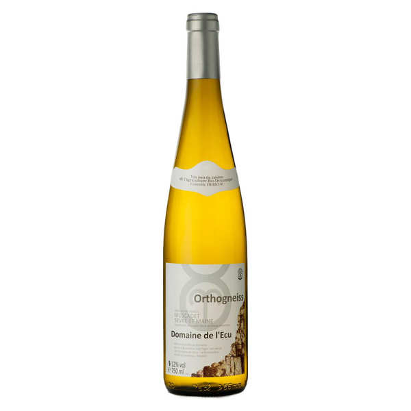 Organic Muscadet Sèvre et Maine White Wine - Orthogneiss