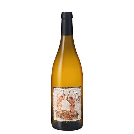 Domaine de l'Ecu - Cuvée Janus Domaine de l'Ecu - vin blanc bio sans sulfite ajouté