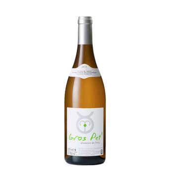 Domaine de l'Ecu - Cuvée Gros Pet' Domaine de l'Ecu - vin blanc bio