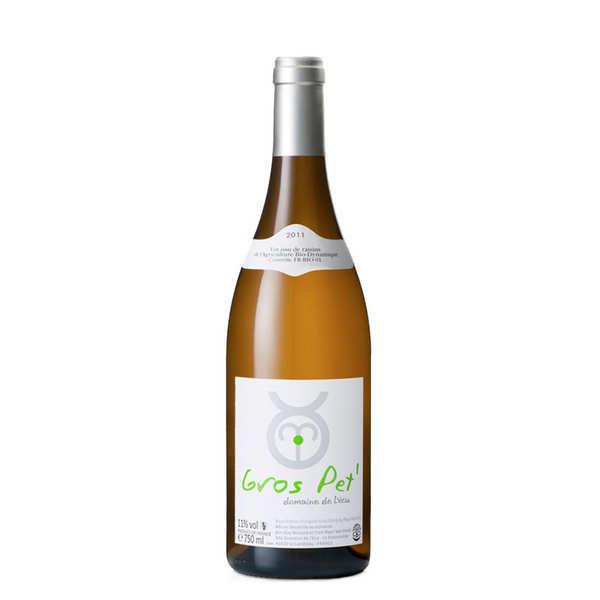 Cuvée Gros Pet' Domaine de l'Ecu - vin blanc bio