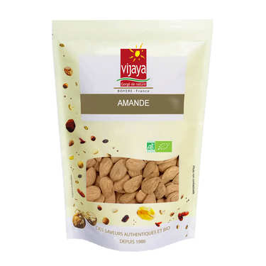 Organic Shelled Almonds from Sicilia