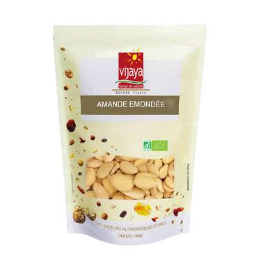 Organic Peeled Almonds