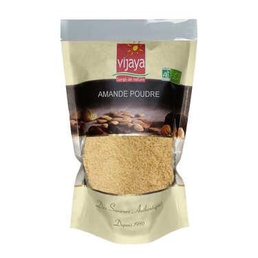 Poudre d'amande blanche bio - Vijaya