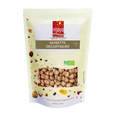 Organic Shelled Hazelnuts from Italy