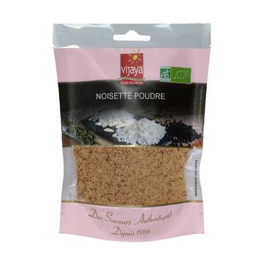 Organic Toasted Hazelnut in Powder