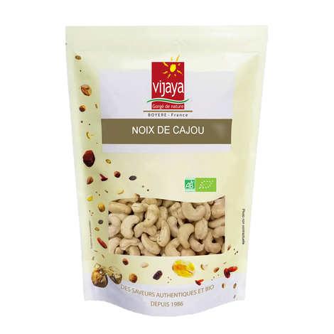 Vijaya - Noix de cajou décortiquées non salées bio