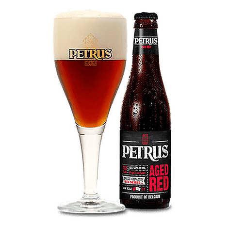 Brouwerij De Brabandere - Petrus Aged Red - Bière Belge 8.5%