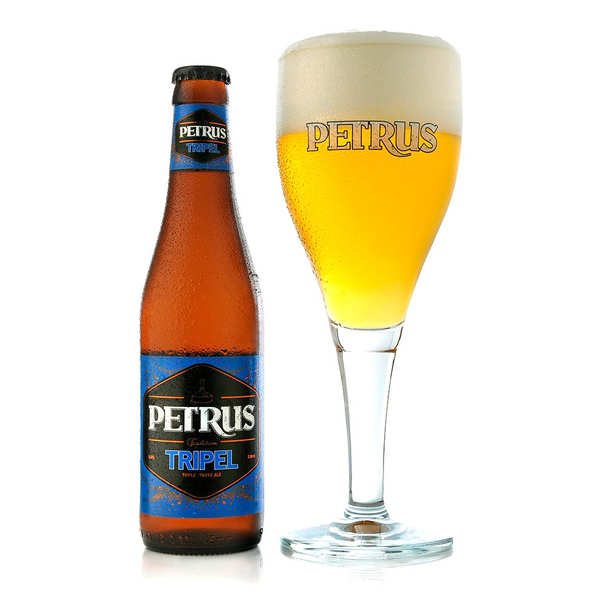 Petrus Triple - Bière Belge 8%