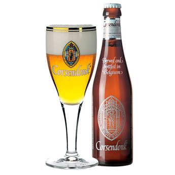 Van Steenberge - Corsendonk Agnus Tripel - Bière belge 7.5%