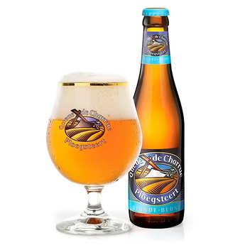 Brasserie Vanuxeem - Queue de Charrue blonde - Bière belge 6.6%