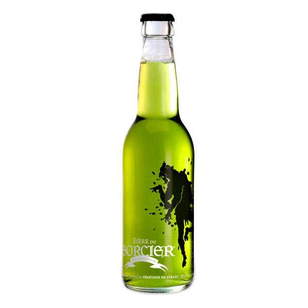 Bière du Sorcier - Bière verte alsacienne 5%