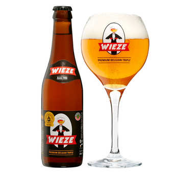 Bière Wieze - Wieze Trip Belgian Beer 8.5%
