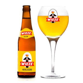 Bière Wieze - Wieze Royal Blond - Belgian Beer 5.9%