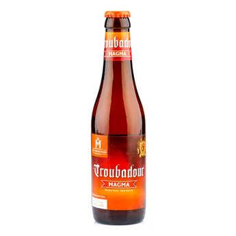 Bière Troubadour - Troubadour Magma - Belgian Amber Beer 9%