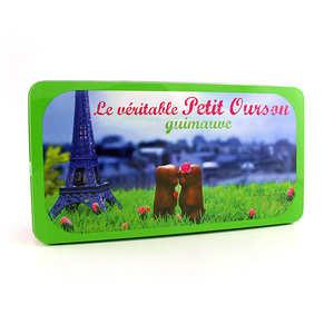 Tasty France - Le véritable petit ourson guimauve - Boîte tendre amour