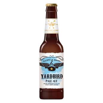 Greene King Brewery - Morland - Yardbird - Bière blonde d'Angleterre 4%