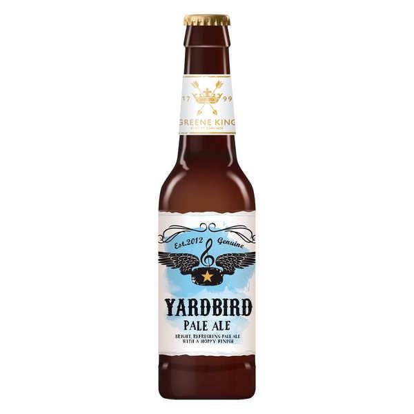 Yardbird - Bière blonde d'Angleterre 4%