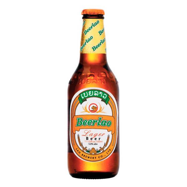 Beerlao - Bière blonde du Laos 5%