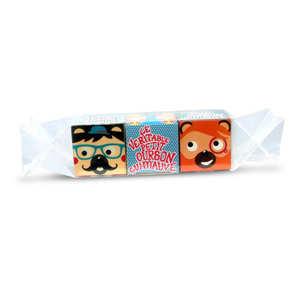 Tasty France - Little Bear marshmallow - set of three boxes