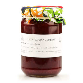 Coopac - Mango and Banana Jam from Mayotte
