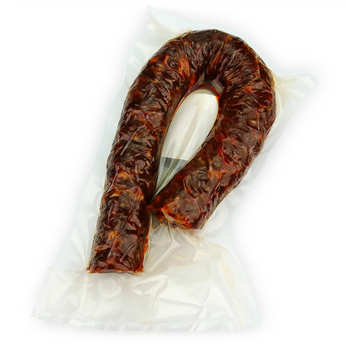 Les 3 pastres - Piece of Chorizo from South of France - GAEC Les 3 pastres